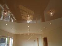Spanndecke Wohnzimmer Ansicht 2 Loedec